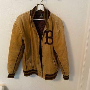 Men's Brooklyn industries bomber jacket